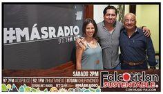 SINTONIZA HOY SÁBADO A LAS 2PM A TRAVÉS DE RADIO Y TELEVISIÓN DE GUERRERO (RTG) POR 97.7 FM ACAPULCO, 92.1 FM ZIHUATANEJO Y 870 AM CHIL...
