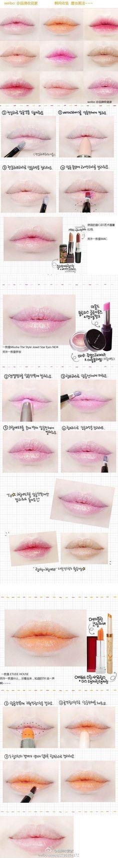 Korean make up || ⭐️⭐️ www.AsianSkincare.Rocks