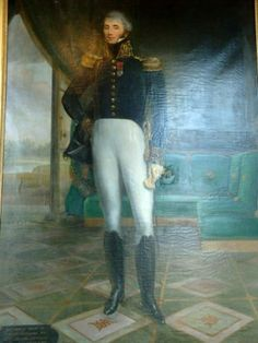 Archambaud de Talleyrand-Périgord, Comte de Talleyrand (1762-1838), puis 2ème. Duc de Talleyrand par courtoisie. Frère puiné de Charles-Maurice. Marié a Madeleine Henriette Sabine Olivier de Sénozan de Viriville.