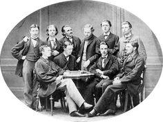 Nietzsche3l philolog-gesell-leipzig - Friedrich Nietzsche — Wikipédia
