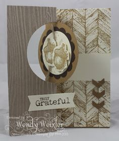Monday, August 19, 2013  Wickedly Wonderful Creations: Fall into Fall ... Freaky Style!! Truly Grateful