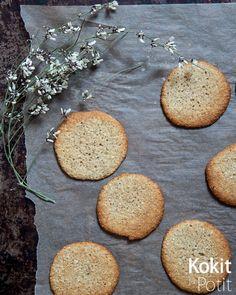 Kokit ja Potit -ruokablogi: Gluteenittomat tattarilastut No Bake Desserts, Gluten Free, Cookies, Baking, Food, Crack Crackers, Glutenfree, Patisserie, Biscuits
