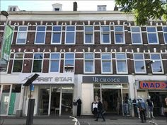 GROZA Te koop aangeboden: twee verhuurde winkelpanden in Rotterdam http://www.groza.nl www.groza.nl, GROZA