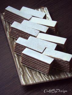 Čokoladne oblatne | CakeByDesign