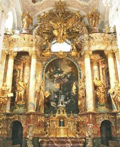 Zirc - Ciszterci Apátság Baroque, Rococo, Christian Art, Iglesias, Architecture, Russia, Peace, Tv, Interior