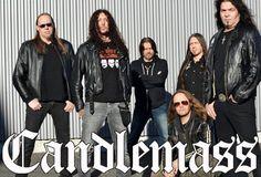 Candlemass - Doom Metal band from Sweden.