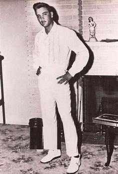 Image result for Rare Elvis Presley at Graceland