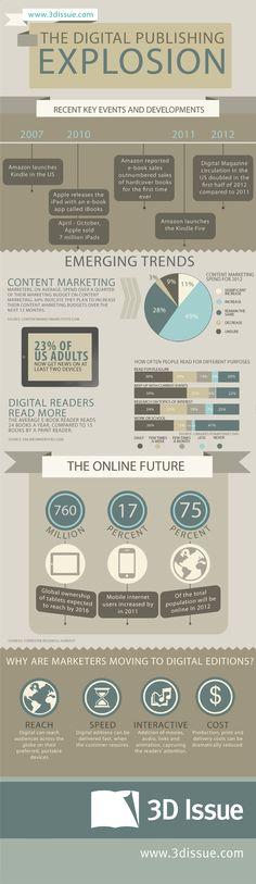 Quelques chiffres sur la montée en puissance du livre numérique aux Etats-Unis - dec. 2012