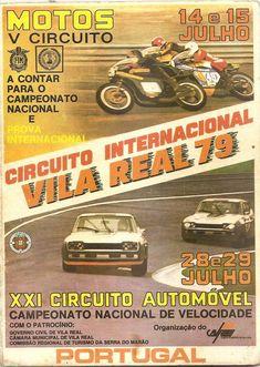 Veja aqui todos os Cartazes do Circuito de Vila Real. Desdes os anos 30 até aos dias de hoje. Os cartazes das provas que decorreram em Vila Real.