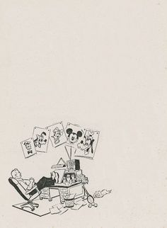 The letterhead of legendary Disney animator Bill Justice, date unknown Disney Now, Disney Dream, Disney Mickey, Disney Pixar, Walt Disney, Disney Stuff, Letters Of Note, Pen Pal Letters, Vintage Disney Posters