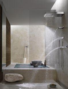 Vertical Shower / Bad & Spa / Dornbracht