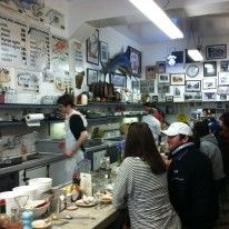 List of places to try in San Fran