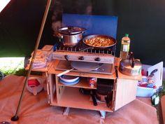 camping kitchen