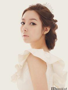Korean Bride On Pinterest
