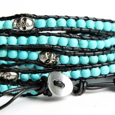 skull furniture for sale | Pulsera BIG SKULL & BLUE (Watches and accessories) - Design chairs ...