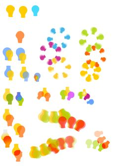 design logo ondernemersweekend 'tandwiellampen'
