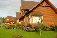 Cabin Homes, My House, House Styles, Frame, 221, Houses, Home Decor, Templates, Prefab Houses