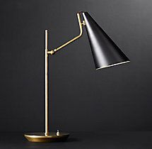 Clemente Task Table Lamp