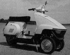 Vespa pk 3 ruedas de 1984