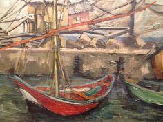 Barche e bilancini anni 50
