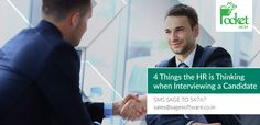 4 Things the HR is Thinking when Interviewing a Candidate
