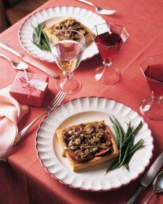 Valentine's Day Menu // Beef Wellington Tarts Recipe