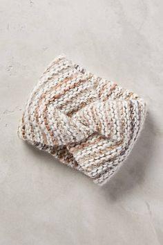 Mesmerize Knit Earband