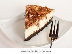 This is one amazing Cheesecake that I have made several times...  A must.....The Daring Bakers Make Cheesecake: Bourbon Chocolate Pecan Cheesecake