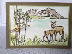 Stampin mit Scraproomboom - Stampin' Up! - In the Meadow