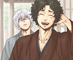 Find images and videos about anime, manga and gintama on We Heart It - the app to get lost in what you love. Sakamoto Tatsuma, Gintama Funny, Silver Samurai, Otaku Mode, Okikagu, Head & Shoulders, All Anime, Anime Boys, Anime Characters