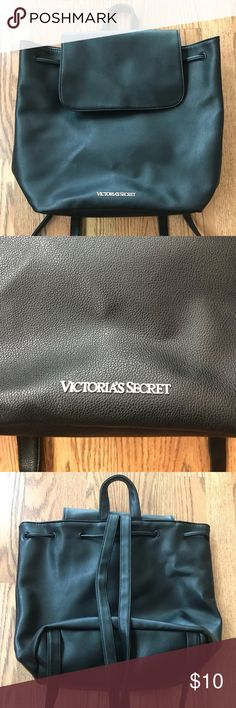 Victoria's Secret Backpack Nice Victoria's Secret Backpack In Great Condition. Super Stylish! Nothing Wrong with It, My Sister Got A New One. Victoria's Secret Bags