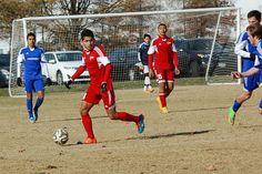 Team America 96 (TAFC96) competing in 2014 Bethesda College Showcase (Generation Adidas Bethesda Tournament) - November 21-23, 2014 - Tristan Munoz, Tommy Orozco