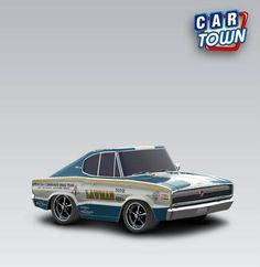 Dodge Charger 1966 - Lawman