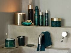 Experience a range of luxury home and body products designed to help you open your heart and let its energy flow.