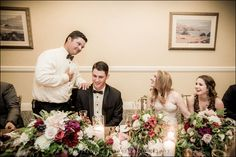 Best Man | Wedding Speeches | Wedding Photography at the Ritz Carlton Half Moon Bay | Christophe Genty Photography