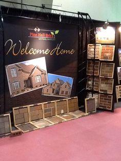 2012 Triad Home Garden Show Booth