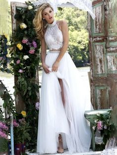 Elegant Ivory Two Piece Beaded Lace Halter Crop Top Evening Gown 2016 [Sherri Hill 32347 Ivory] - : Cheap Custom Prom Dresses UK,Discount Bridesmaid Dresses,Special Occasion Dresses Online Shop,Cocktail Dresses For Party,Alisa Dresses Designer Nude Prom Dresses, Prom Dresses Two Piece, Lace Homecoming Dresses, Prom Dresses 2016, Sherri Hill Prom Dresses, Tulle Prom Dress, Prom Dresses Online, Cheap Prom Dresses, Wedding Dresses