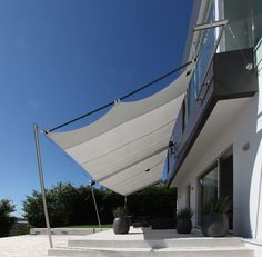 Shade sail solutions gallery Spain - shadesailmarbella.com