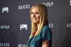 Pin for Later: Die Stars hatten sich richtig in Schale geworfen für die LACMA Gala Gwyneth Paltrow in Gucci