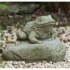 Marvelous Sets Of 6 Wacky Garden Statues   Goofy Frogs // Love These! | Outdoor |  Pinterest | Garden Statues, Frogs And Gardens