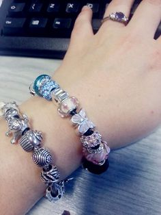 Jinglebell Jewelry #fashion #DIY #jewelry Make your style bracelet, only ONE in this world. http://www.jinglebelljewelry.com