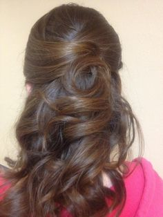 awesome formal hair