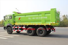 north benz 2534 dump truck supplier, can produce beiben 340 Hp engine dump trucks.