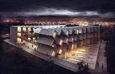 3d architecture visualization project, 3d renders, arch-viz, Vray, Pos productionArchitectural Visualization Studio | Merêces | Arch & Design 3D Visualizations
