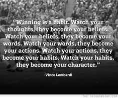 Vince Lombardi Quotes Fascinating One Of My Favorite Vince Lombardi Quotes  Inspiration  Pinterest