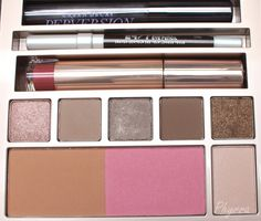 Urban Decay Naked on the Run Palette Video Review Swatches - www.Phyrra.net