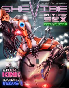Future Sex: Bits & Bytes