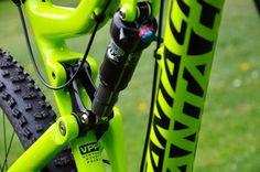 - custom bike from bikeinsel.com -  #SantaCruz #Bronson #Bikeinsel Santa Cruz Bronson, Custom Bikes, Outdoor Power Equipment, Yellow, Custom Motorcycles, Custom Bobber, Garden Tools