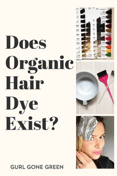 I get this question all the time, does organic hair dye exist? I'm giving you my straight forward answer, backed by research and giving you some options. Organic Hair Dye, Dyed Natural Hair, Natural Hair Styles, Natural Henna, Color Your Hair, Hair Dye Colors, Organic Colour Systems, Dying Your Hair, Products