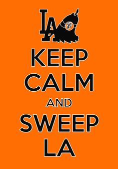 Cause it'll never get old! BEAT LA.